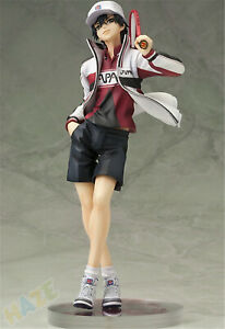 Anime-Prince-of-Tennis-Ryoma-Echizen-Action-Figure-Jouet-21cm-Collection