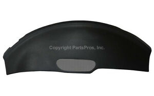 New Black Accu-Form Molded Dash Cap / FOR 97-02 PONTIAC FIREBIRD ...