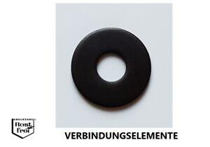 Schwarze-Unterlegscheiben-EDELSTAHL-A2-SCHWARZ-DIN-433-DIN-125-DIN-9021