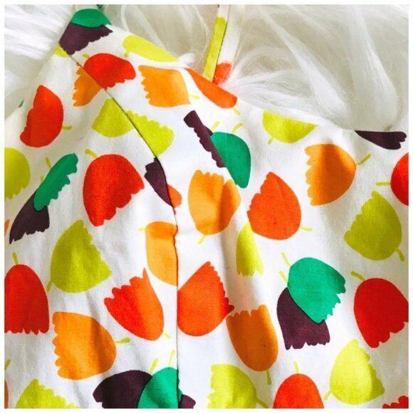 Shoshanna tulip flower print sleeveless dress, SI… - image 6