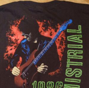 1980 S Lou Reed Vtg Punk Rock Concert Tour T Shirt M L Rare Velvet