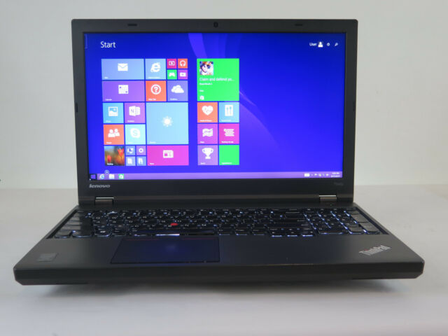 Lenovo ThinkPad T540p SSD Drivers for Windows Download