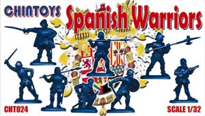 CHINTOYS 024 Spanish Warriors 16 C 1:3 2
