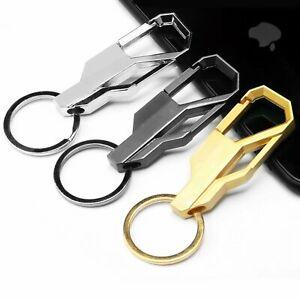 NEW-Mens-Creative-Alloy-Metal-Keyfob-Gift-Car-Keyring-Keychain-Key-Chain-Ring