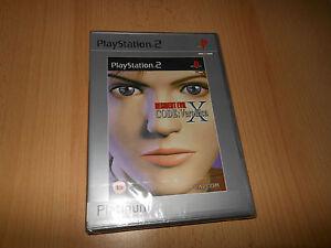 PS2-Resident-Evil-Codigo-Veronica-X-Pal-Reino-Unido-Sony-Precinto-de-Fabrica