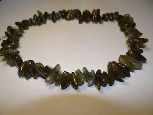Collier Ambre Véritable pierre précieuse Lithothérapie bijou cristaux