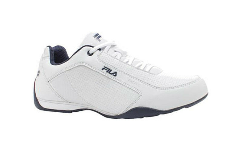 Fila Men's Tiltshift Casual Sneakers, White Man-made Cheap and beautiful fashion