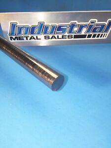 """Aluminum Round Bar .50/"""" x 36/"""" 7075-T6"""