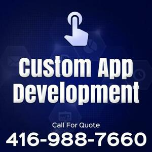 Mobile App Development. Call Kris at 416-988-7660 Canada Preview