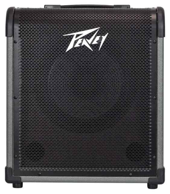 "Peavey MAX100 100W 1x10"" Bass Amp Combo"