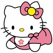 """ADESIVO """"HELLO KITTY GATTONI""""! FANTASTICO!!!"""