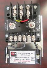 CUTLER HAMMER Current Sensitive Relay 76 Amp D60LT1