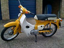 *HONDA C90 QUALITY SEAT COVER 1974 ONWARDS  WITH STRAP  SUPER QUALITY