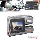 1080P FHD Car Auto DVR Camera Dashboard Video Recorder G Sensor Dash Cam Night