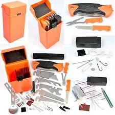 27 tlg. TOP Überlebensset Survivalset Special Outdoor Box Survival Kit Tool
