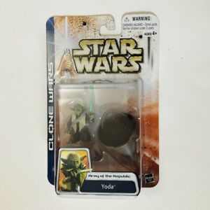 YODA-Army-Of-The-Republic-Star-Wars-Clone-Wars-MOC-Action-Figure-2003