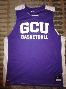 on sale 4fd42 00d40 Details about GCU Grand Canyon Antelopes Basketball Nike Team Worn Jersey XL