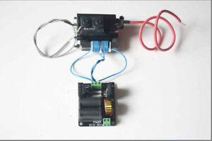 ZVS-Tesla-coil-flyback-driver-SGTC-Marx-generator-Jacob-039-s-ladder-ignition-coil