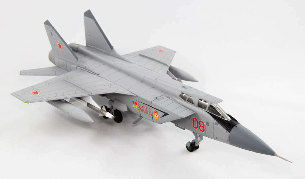 ventas directas de fábrica 1 1 1 72 ALTAYA IXO  Mikoyan MiG-31 Foxhound USSR Russia RARE            en stock