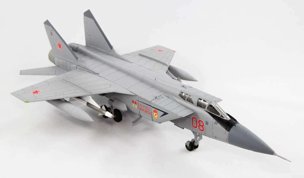 1 72 ALTAYA IXO  Mikoyan MiG-31 Foxhound USSR Russia RARE