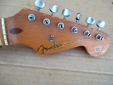FENDER STRATOCASTER VINTAGE MAPLE NECK -- made in USA
