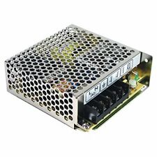 Mean Well Rt 50c Ac Dc Power Supply Triple Output 5v 15v 4 Amp