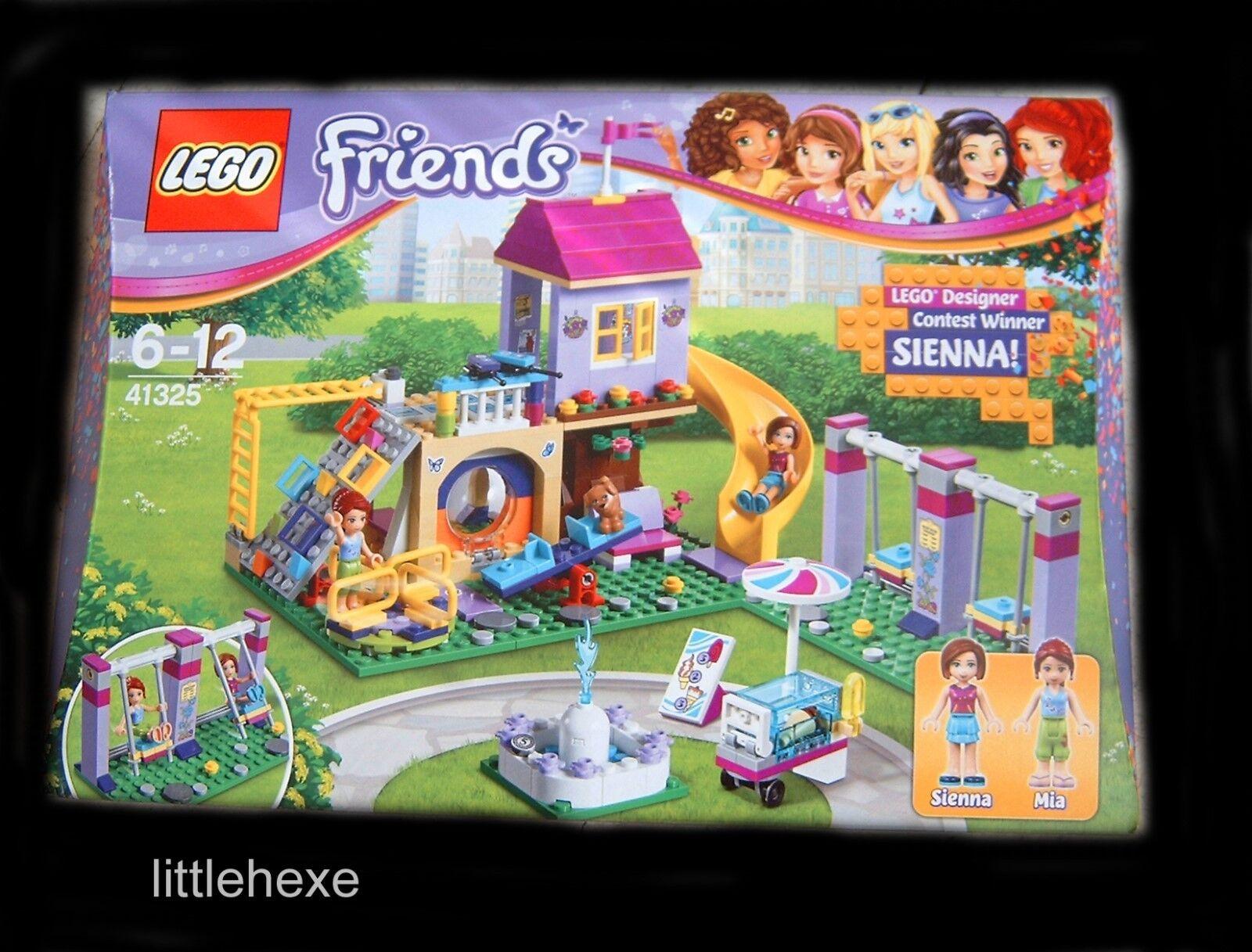 LEGO Friends 41325 Heartlake City Terrain de jeu Nouveau/Neuf Nouveau/Neuf Nouveau/Neuf dans sa boîte 9c79c6