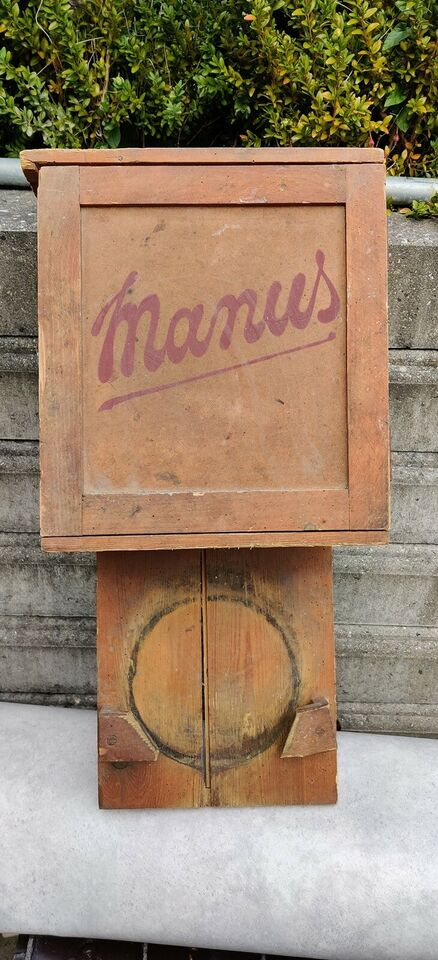 Hængeskab, Manus, b: 30 d: 22 h: 63