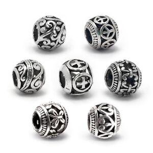 8e2d5081b Image is loading Retro-Tibetan-Bead-Charms-fits-European-Style-Bracelets