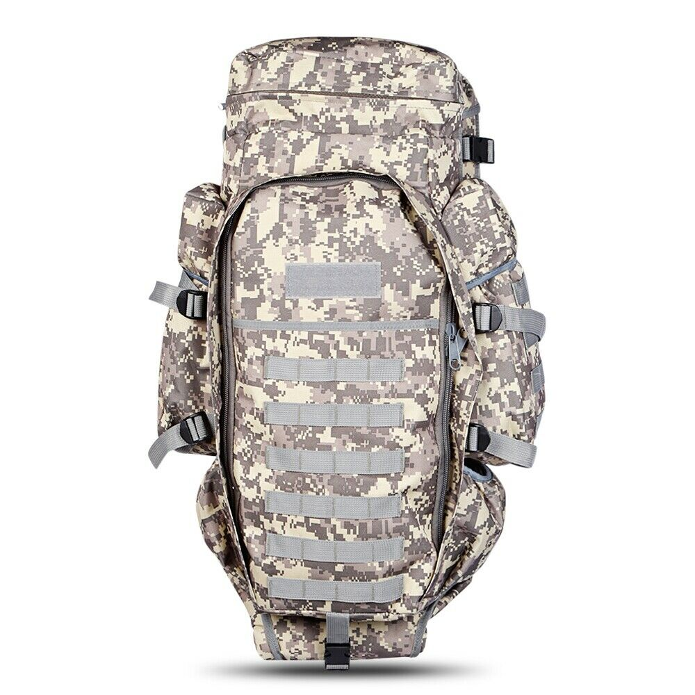 NEW outdoor that is 60L Pack Rucksack for Hunting Trekking Hiking Tra... - s l1600