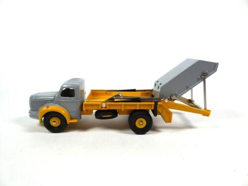 Camion Berliet Multibenne Marrel Prototype SUPERTOYS DINKY TOYS Voiture MB122