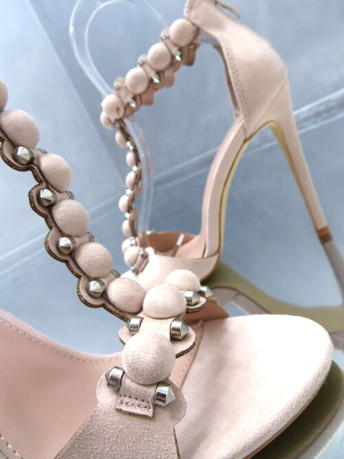 NEU Luxus Classic N29 Damen Sexy High Heels N29 Classic Sandalen Pumps Schuhe Beige 36 bbc90b