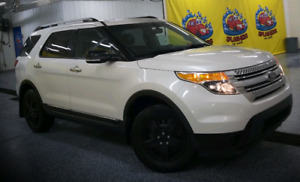 2014 FORD EXPLORER 4WD XLT = 7 PASS = LEATHER = MUST SELL ASAP