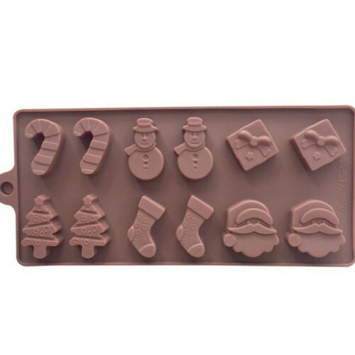 Silicone Fondant Mold Cake Decorating Chocolate Baking Mould Tool CV