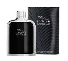 Jaguar Classic Black by Jaguar 3.4 oz EDT Cologne for Men New In Box
