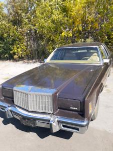1981 Chrysler New Yorker