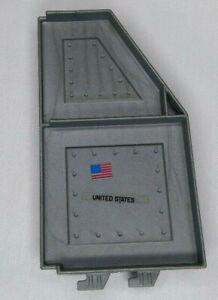 GI Joe 1983 Headquarters Command Center Inner Motor Pool Wall part
