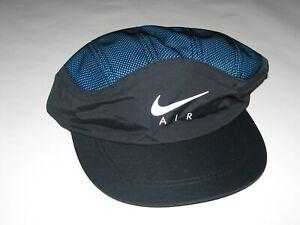 SUPREME x Nike Trail Running Hat Cap BLUE Adjustable ...