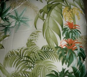 Tommy Bahama Rainforest Tropical Green Burnt Orange 3pc