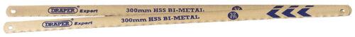 Genuine Draper Expert 2 x 300 mm 32tpi bi-métal scie à métaux Lames38265
