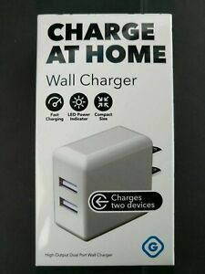 Gems-Dual-USB-Home-Wall-AC-Charger