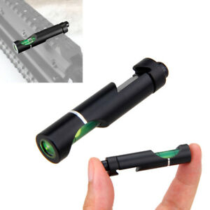 Bubble-Spirit-Level-For-11mm-Weave-Picatinny-Dovetail-Rail-Scope-Mounts-Sight