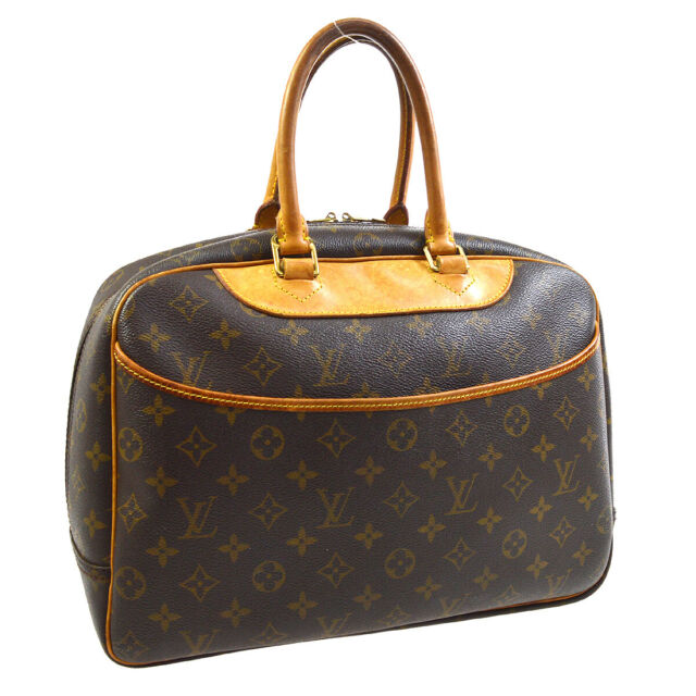 LOUIS VUITTON DEAUVILLE BUSINESS HAND BAG PURSE MONOGRAM VI0998 M47270 30250