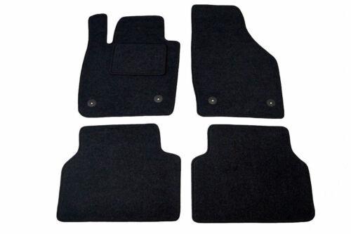Velours Fußmatten für VW AMAROK ab 2010 Velour Hohe Qualität Autoteppiche Set