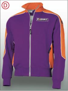 Go Kart OTK Exprit Full Zip Sweatshirt All Sizes RRP £51.60 Karting Race Wear