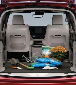Image Is Loading 2017 2019 Chrysler Pacifica Mopar Cargo Area Liner