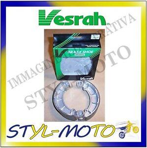 Coppia pastiglie freno ANTERIORE YAMAHA ATV YFM 400 FW KODIAK 2000 RMS 225101440