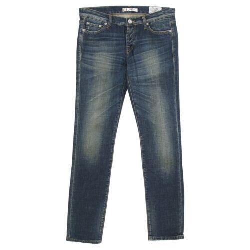 20709 LTB Jeans Femmes Pantalon Sylvia relaxed slim stretch vintage rusty Blue Bleu