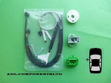 SEAT IBIZA CORDOBA MK2 Window Regulator Repair Kit Front Left Door 1999 - 2009