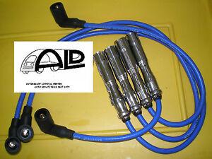Magnecor kv85 Encendido Ht leads//wire//cable Ford Escort mk3//4 Xr3i CVH MFI 83-89